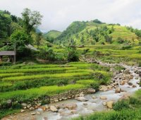 Muong Hoa Valley Villages Trek - 1 Day